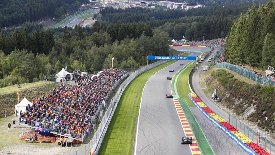 Le GP de Hongrie de Formule 1 à huis clos