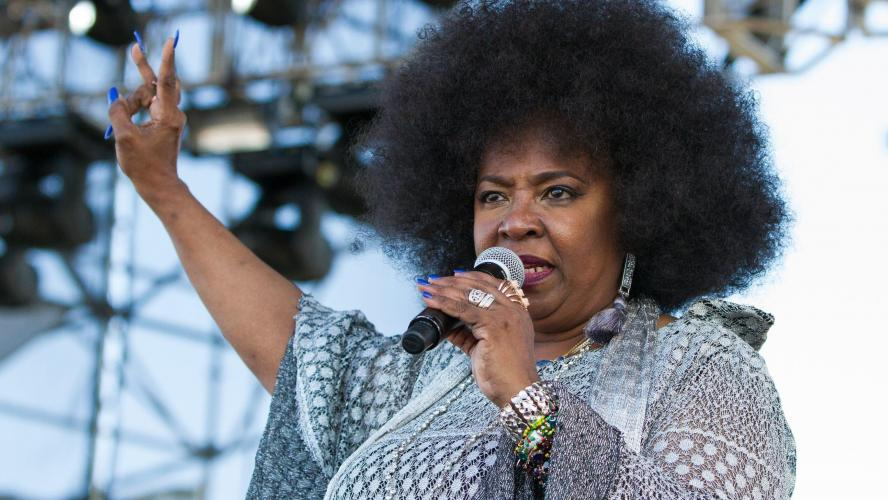 Mort de la chanteuse soul et R&B Betty Wright