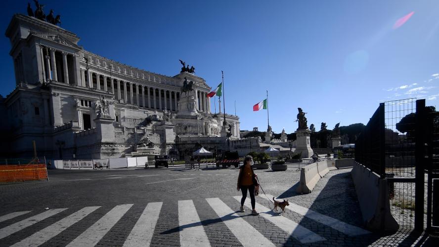 L'Italie rouvrira ses frontières le 3 juin