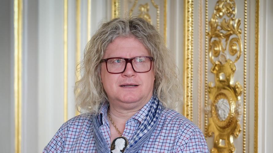 Pierre-Jean Chalençon fait des révélations sur sa vie amoureuse: l'acheteur d'«Affaire Conclue» dévoile des détails sur son ex-compagnon (vidéo)