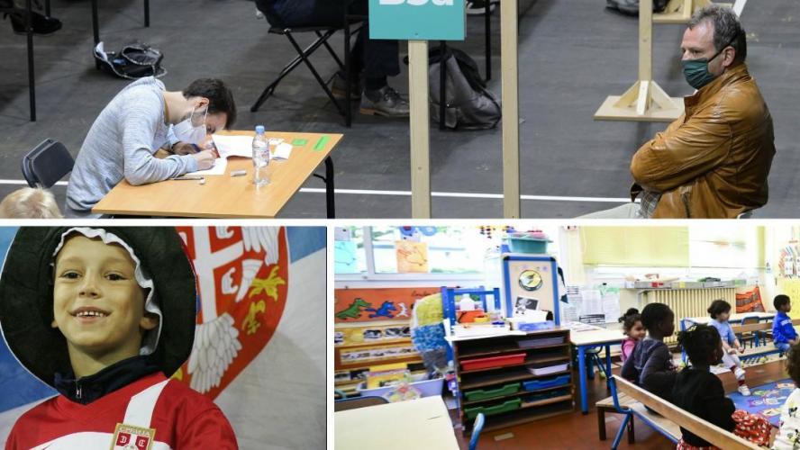 Enquêtes publiques, prime de 2.500 euros, début des examens, retour à l'école qui approche: voici tout ce qui change en ce 1er juin
