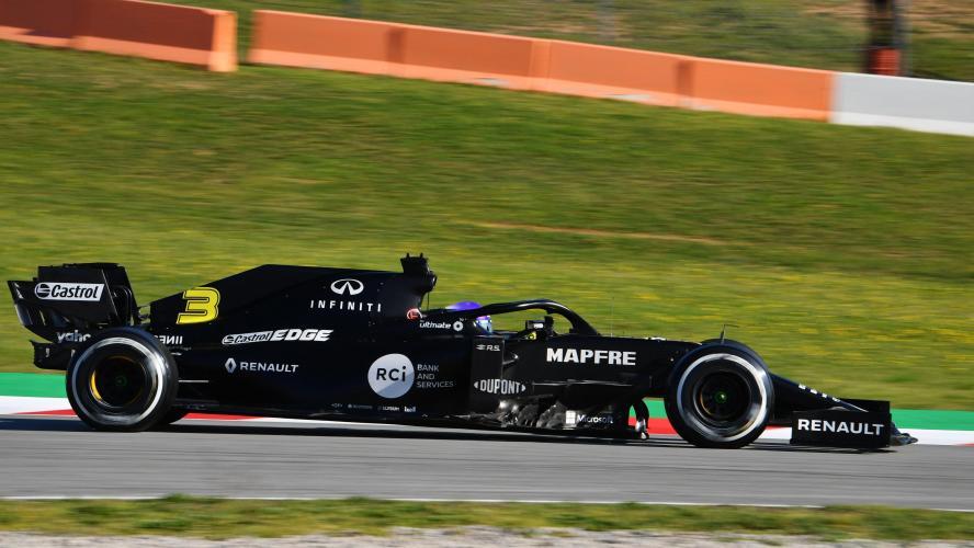F1 : Un pilote contaminé n'annulerait pas la course