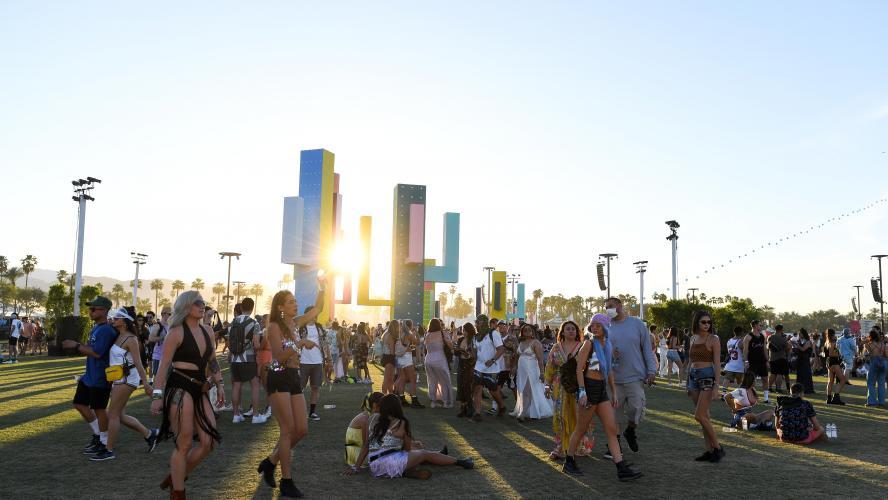 Le festival musical californien Coachella est définitivement annulé pour 2020 — Coronavirus