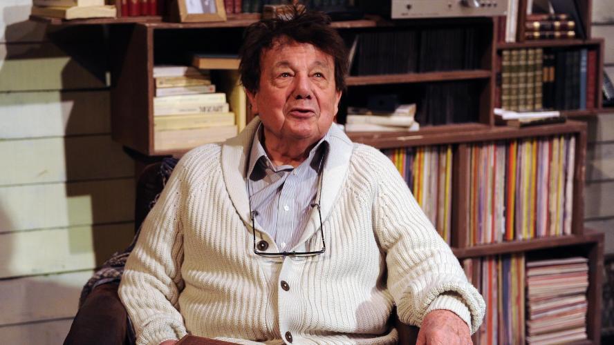 Le comédien Marcel Maréchal (Navarro) est décédé à l'âge de 83 ans