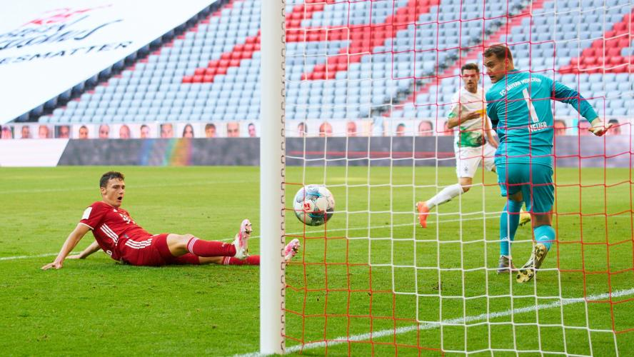 Coupe d'Allemagne : Lewandowski libère le Bayern et l'envoie en finale