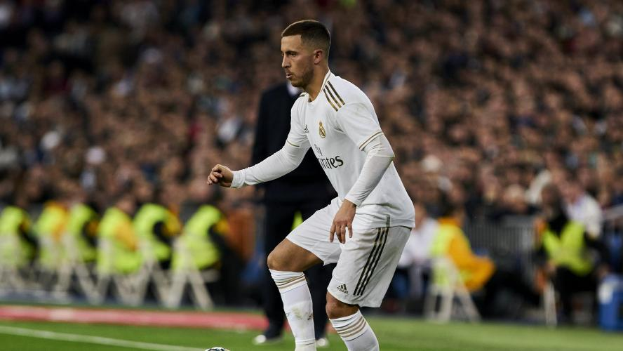 Real Madrid : Hazard sur la touche, Zidane s'explique