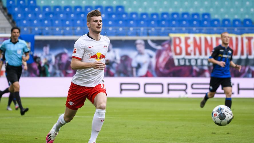 OFFICIEL - Timo Werner s'engage avec Chelsea