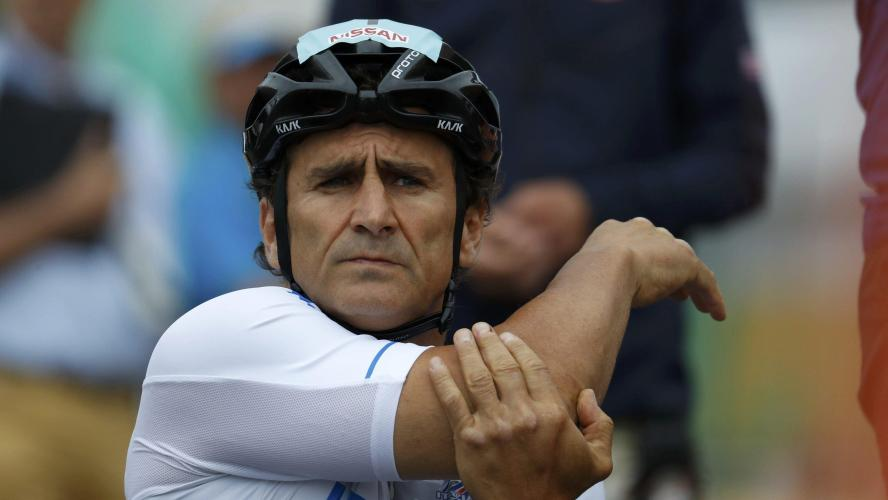 Auto: Alex Zanardi gravement blessé dans un accident de la route