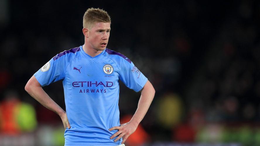 Kevin de Bruyne réagit au sacre de Liverpool — Premier League