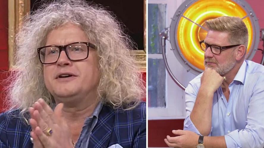 Pierre-Jean Chalençon et Gérald Wathelet se sont souvent fréquentés dans l'émission