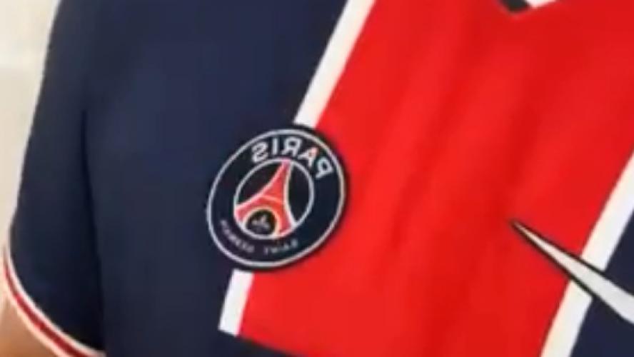 DJ Snake dévoile le nouveau maillot — PSG