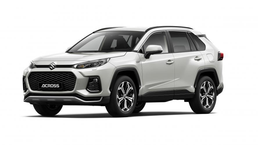 Nouveau SUV familial — Suzuki Across
