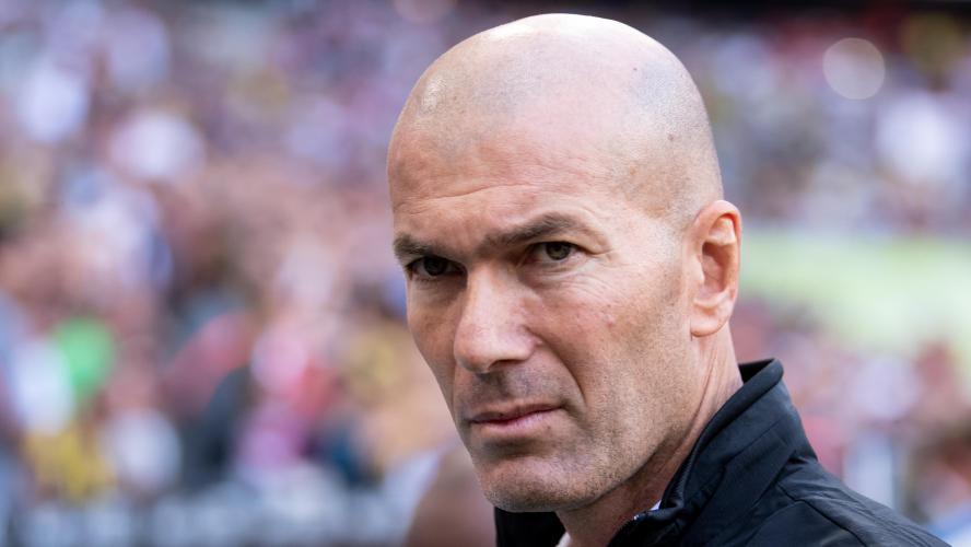 Messi qui part du Barça, Zidane donne sa réponse — Real Madrid