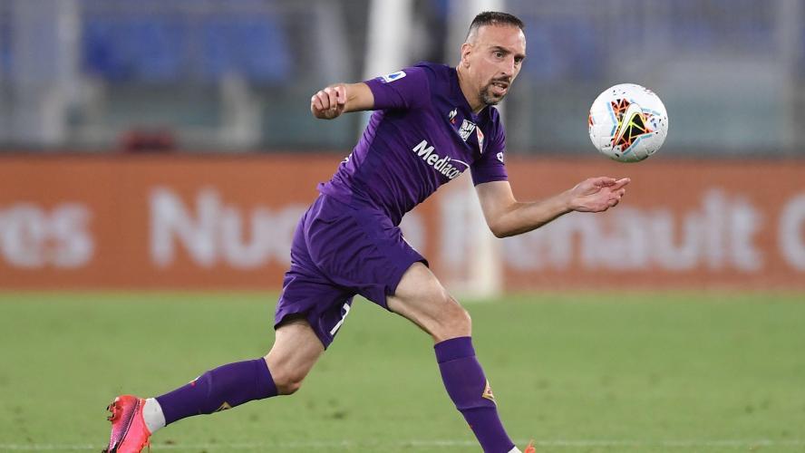 Ribéry prêt à claquer la porte — Fiorentina