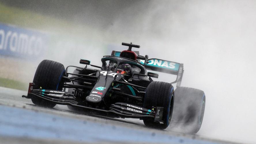 F1 : les fortes pluies forcent l'annulation de la dernière séance d'essais libres