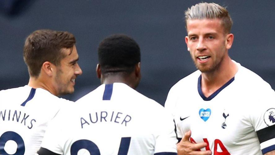 Grâce au but décisif d'Alderweireld, Tottenham remporte le derby face à  Arsenal (2-1, vidéo)