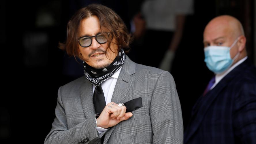 Le coup de main inattendu d'une ex-employée d'Amérique Heard — Johnny Depp
