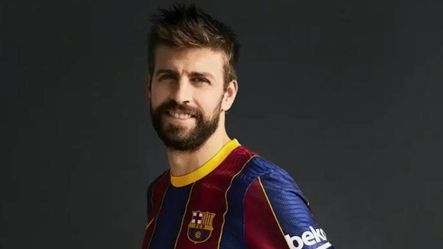 Le Fc Barcelone Presente Son Nouveau Maillot Domicile Pour La Saison 2020 2021 Video