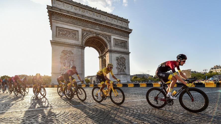 Calendrier Courses Cyclistes 2021 L'UCI publie son calendrier 2021: le Tour de France est avancé d