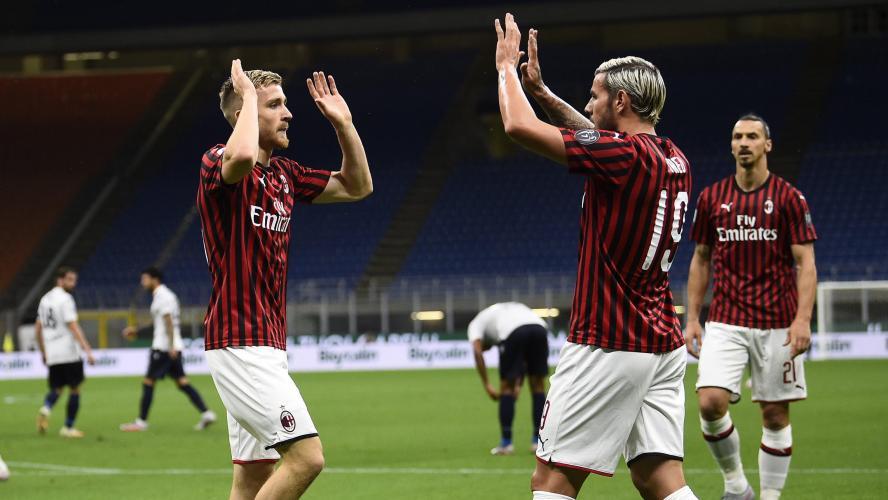 AC Milan : Ibrahimovic encore furieux d'avoir été remplacé