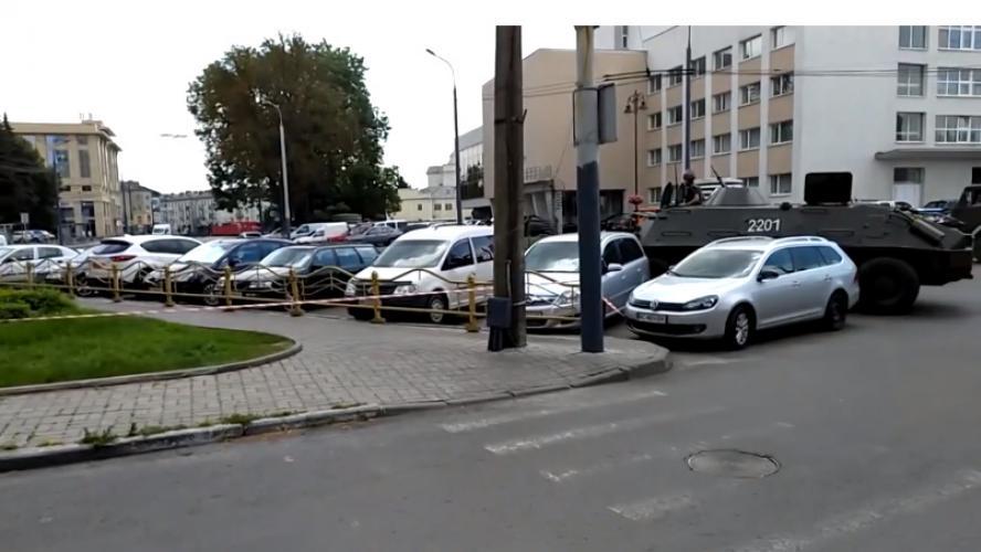 Ukraine: tous les passagers d'un bus retenus en otages libérés