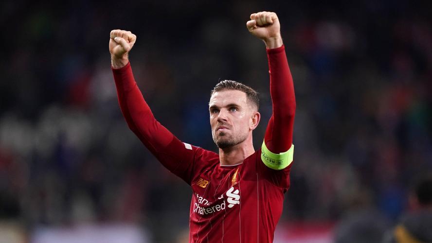 Henderson élu meilleur joueur de l'année — Premier League