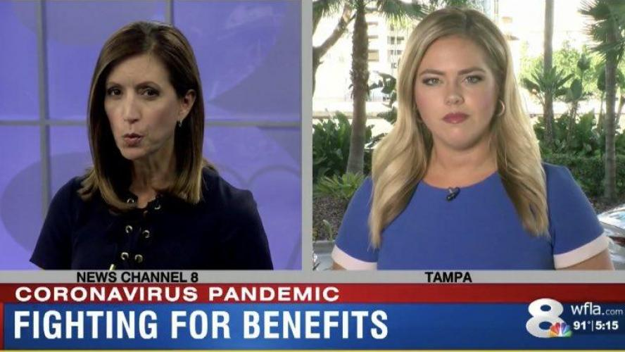 Une journaliste découvre une tumeur à la thyroïde grâce à une téléspectatrice Je suis éternellement reconnaissante envers cette femme