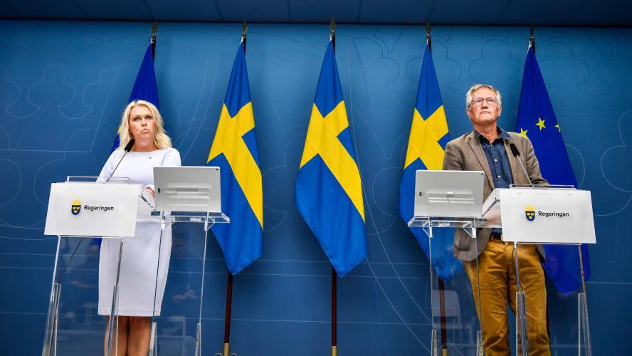 La Suède prolonge le télétravail jusqu'en 2021 — Coronavirus