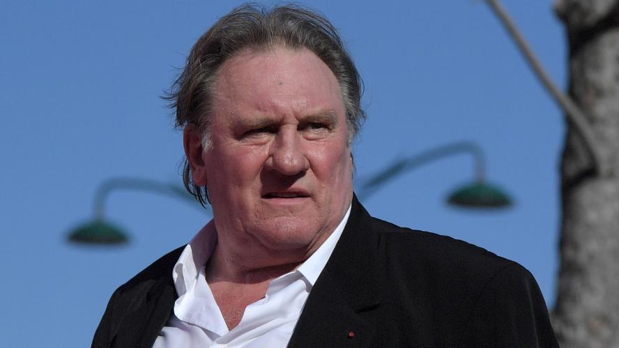 Accusation de viol visant Gérard Depardieu: l'enquête est relancée