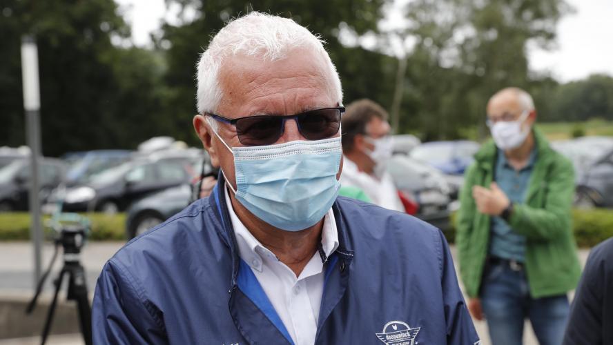 Tour de Pologne: pronostic vital engagé pour Fabio Jakobsen