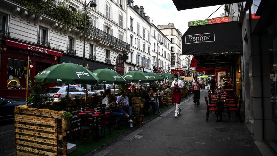 Le nombre de cas positifs continue d'augmenter en France — Coronavirus