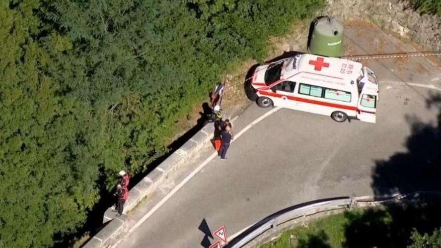 Chute impressionnante du favori belge Evenepoel, Fuglsang s'impose — Tour de Lombardie