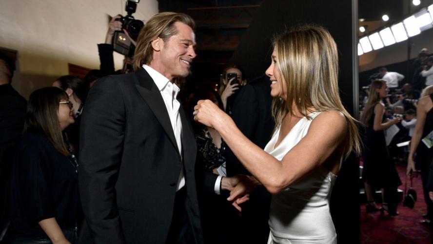 Brad Pitt et Jennifer Aniston bientôt réunis pour un projet
