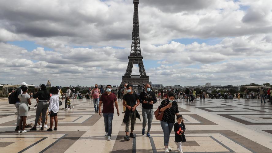 Coronavirus et voyage : la Belgique place Paris en