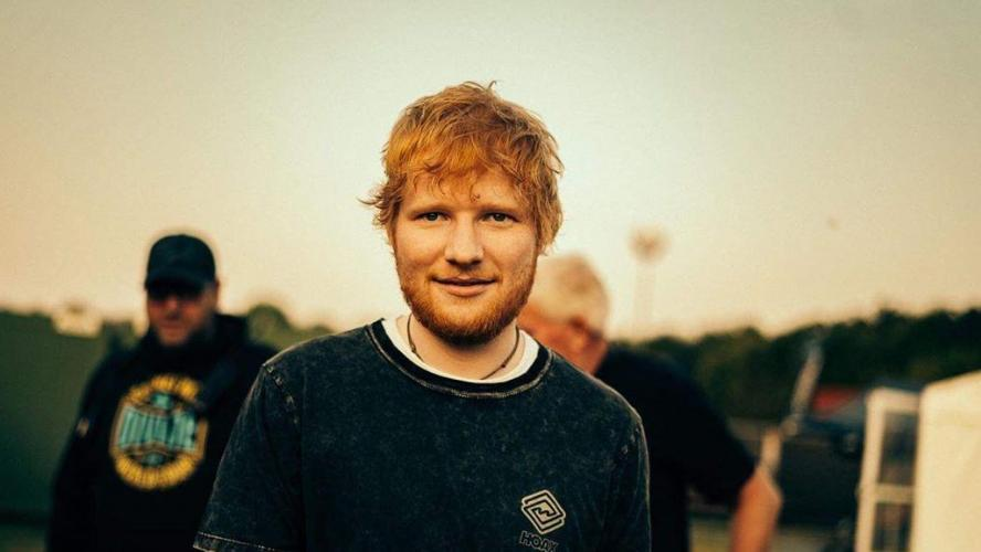 Ed Sheeran est l'heureux papa d'une petite fille