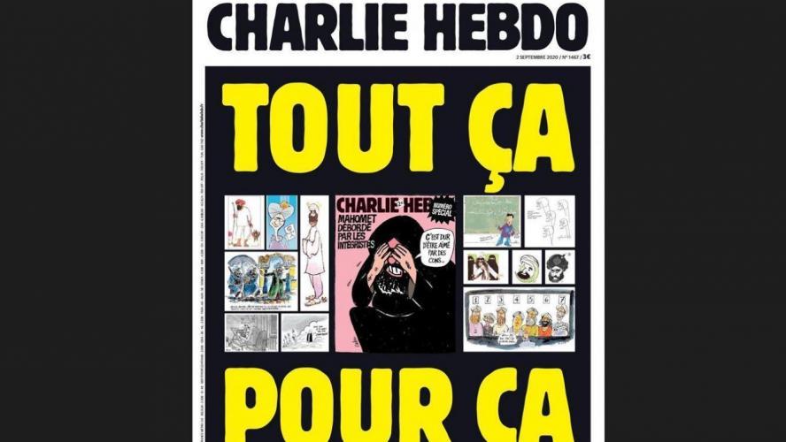 Caricatures : le Conseil des sages musulman annonce des poursuites contre Charlie Hebdo