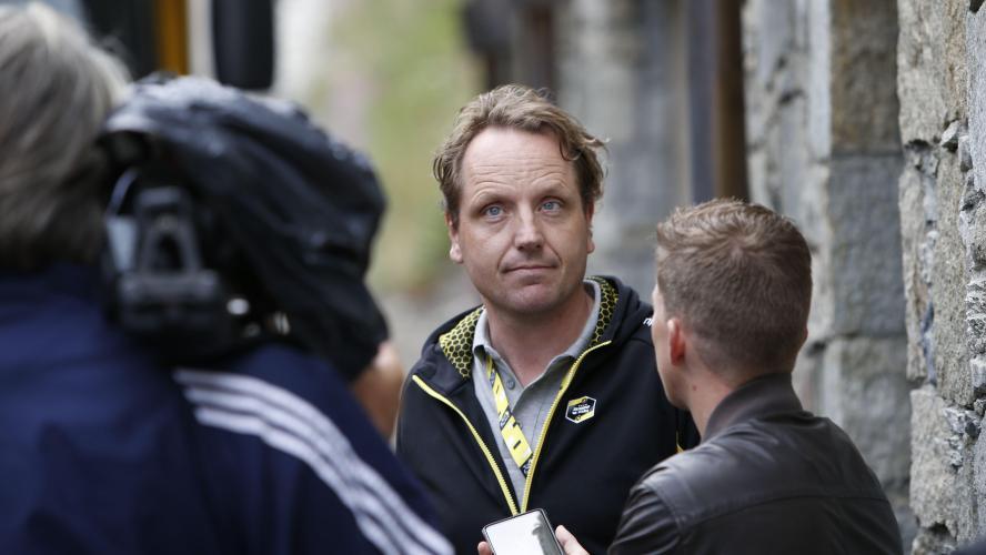 Tour de France : Le directeur sportif de la formation Jumbo-Visma exclu