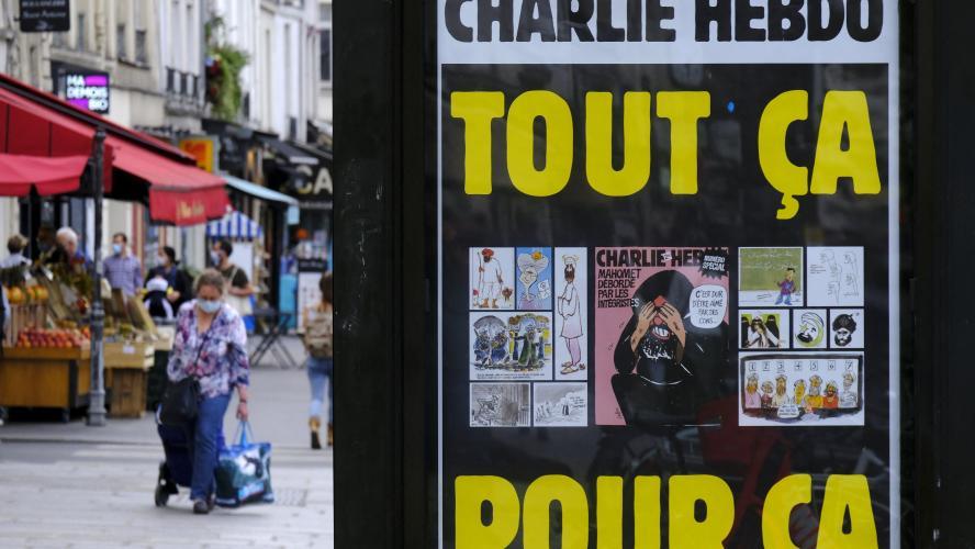 De nouvelles menaces qui ont fait craindre le pire — Charlie Hebdo