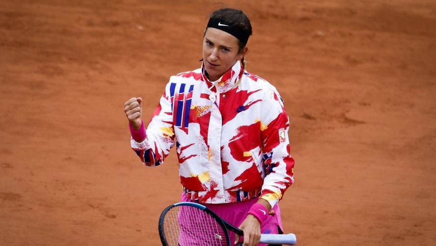 Roland-Garros Ca devient ridicule Azarenka pousse l'arbitre à interrompre son match