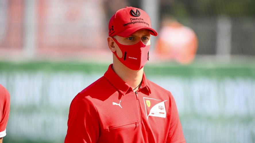 Mick Schumacher fera ses débuts en F1 au Nürburgring — OFFICIEL