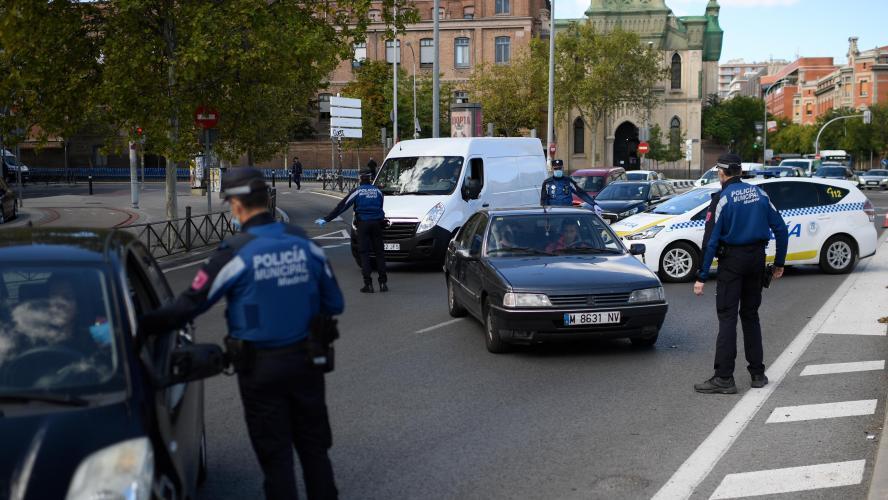 Coronavirus: Le gouvernement espagnol impose l'interdiction des déplacements à Madrid