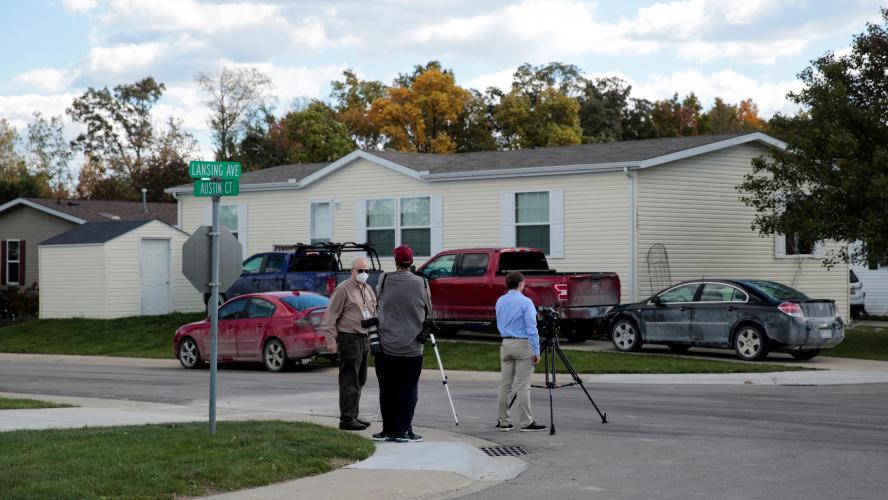 Un complot contre le gouverneur du Michigan, Gretchen Whitmer, contrecarré — Etats-Unis