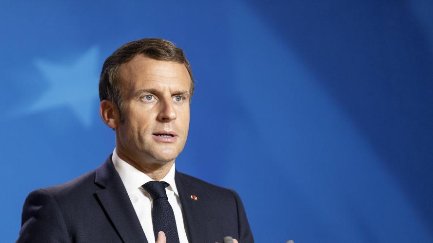 Emmanuel Macron invité de TF1 et France 2 mercredi soir — Coronavirus