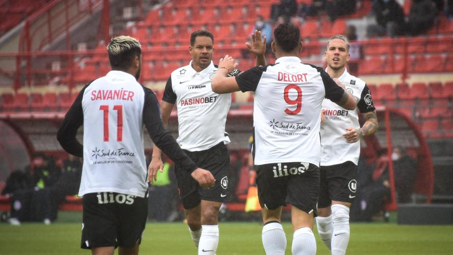 Joueurs positifs au coronavirus: le match entre Monaco et Montpellier menacé