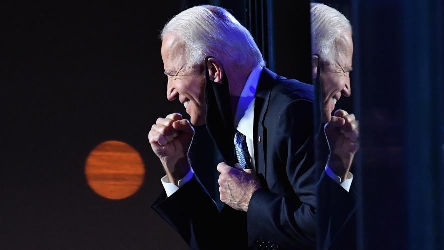 Biden - Harris: la nouvelle présidence des Etats-Unis