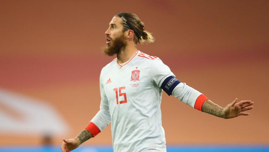 Ramos égale un record de Buffon — Espagne