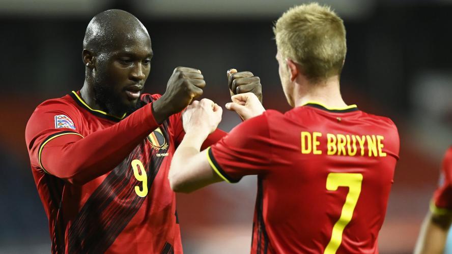 Ligue des nations : Belgique-France en demie, possible finale contre l'Italie