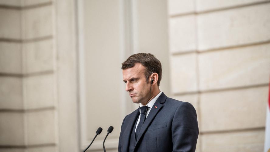 Macron récuse les accusations de dérive autoritaire en France