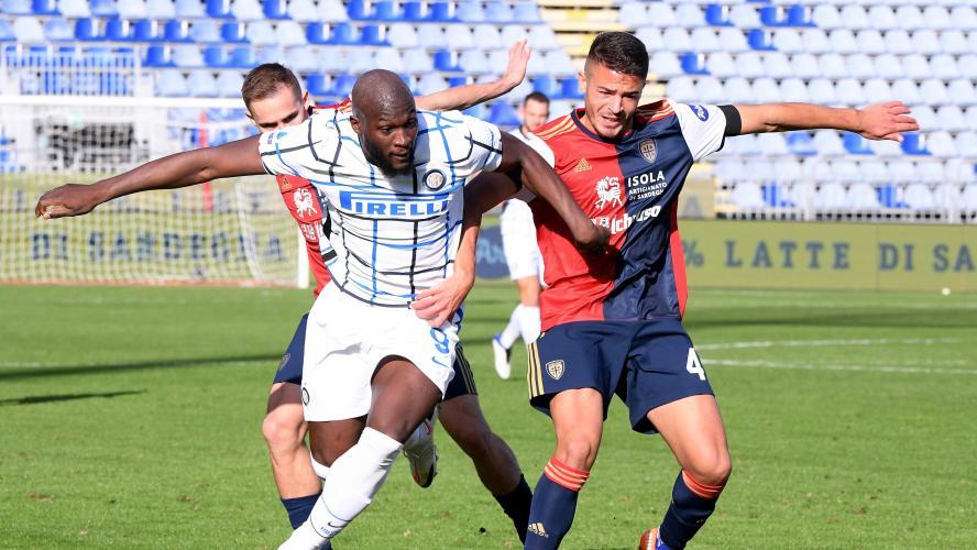 Achraf Hakimi sorti sur blessure — Inter Milan