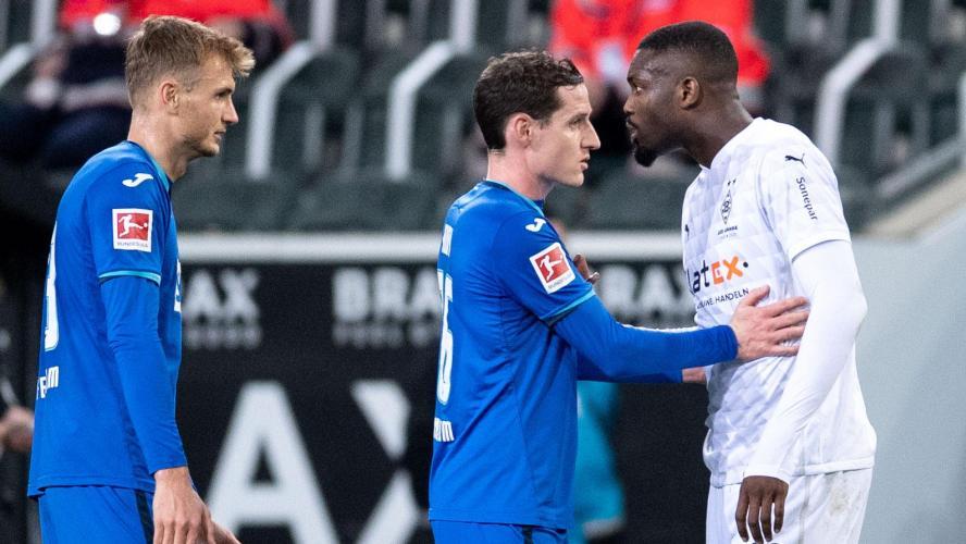 Les excuses de Marcus Thuram après son crachat — Mönchengladbach